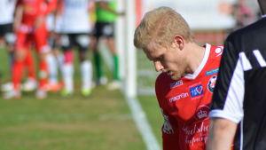 Thomas Kula spelade för FF Jaro.