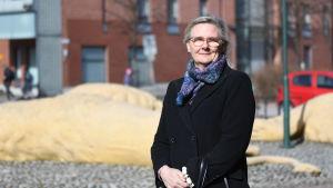 Prakticums rektor Laila Andersson