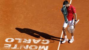 Novak Djokovic i Monte Carlo