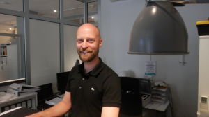 Husklimatexpert Marcus Jansson