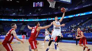 Basketspelare från Slovenien, Goran Dragic