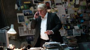 Philip Seymour Hoffman. Kuva Anton Corbijnin elokuvasta A Most Wanted Man.