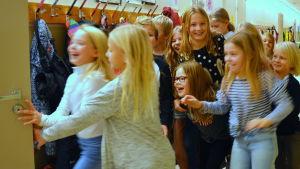 Bonäs skola i Jakobstad.