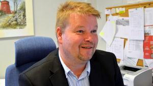 Vårddirektör Mikael Gädda.