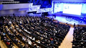 Europarådets 70 års firande