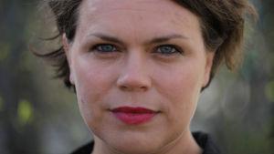 Porträtt på Anna Friman.