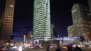 Potsdamer Platz i hjärtat av Berlin
