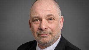 Ordförande för judiska församlingen i Göteborg, Allan Stutzinsky.