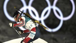 Johannes Thingnes Bö i OS