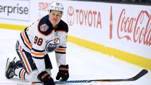 Jesse Puljujärvi i Edmonton Oilers.
