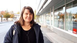 Sara Mikander.