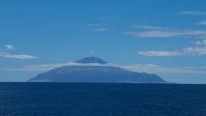 Ön Tristand da Cunha.