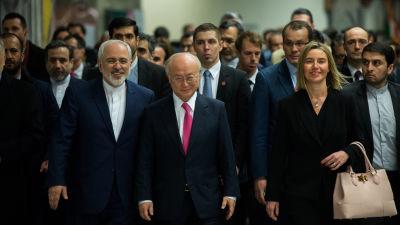 Nytt mote mellan iran och iaea