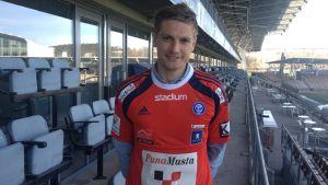 Michael Törnes, HJK