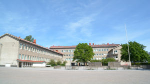 Seminarieskolan i Ekenäs.