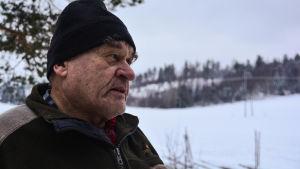 Rovdjurskontaktperson Henrik Enholm