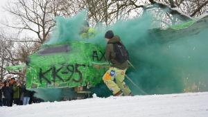 Fastlaskiainen i Åbo 2018