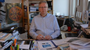 Guy Svanbäck, Österbottens Fiskarförbund