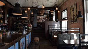 Restaurang Kliffa&Klubi i Borgå