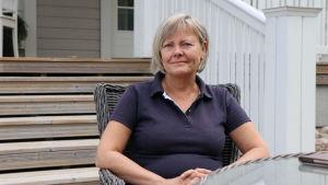 Annika Gustafsson önskar på långsiktig planering och öppen diskussion om skolornas framtid i Pargas.