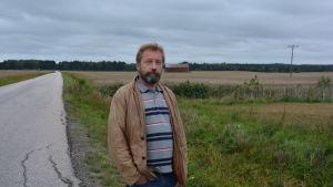 Janne Salonen, ordförande för Pro Kimitoön
