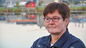 Hamnföreståndare Janita Pihlaja-Wickholm