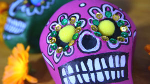 Meksikolainen kallo