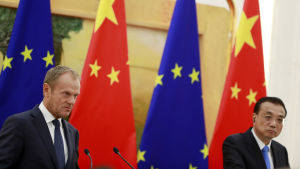 EU och Kina