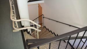 bild på trappor