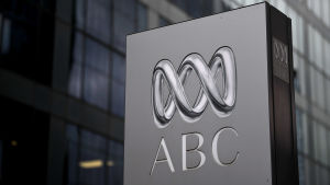ABC logo i Australien.