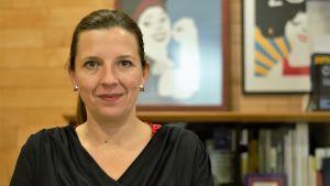 Laia Ortiz, ansvarig för sociala frågor i stadshuset