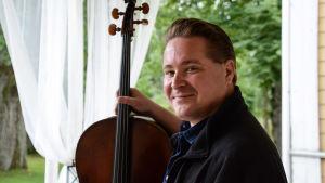 Jan-Erik gustafsson, konstnärlig ledare för Sibeliusdagarna i Lovisa