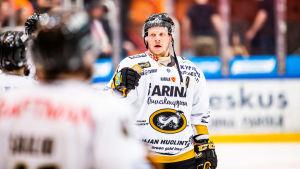 Lasse Kukkonen i Kärpät 2019.