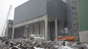 Korvenmäki avfallscentral i Salo