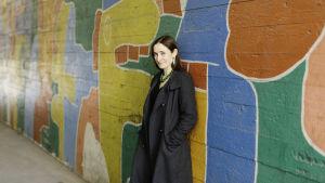 Författaren Linda Bondestam