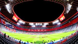 Arenan i München.