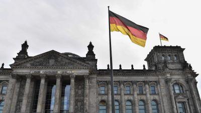 Tyskland makten i valet och kvalet