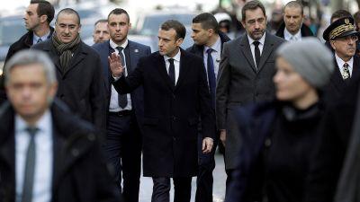 Klart for franskt undantagstillstand