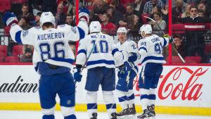 Tampa Bay är just nu NHL:s bästa lag.