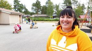Jenna Hägglund.