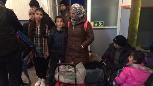 Asylsökande i Torneå