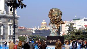 Espanjan Oscar-patsaat, Los Goyas