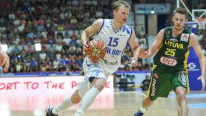 Teemu Rannikko är finsk basketspelare.