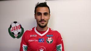 Giorgios Katidis skrev på för Jaro.
