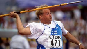 Seppo Räty, VM 1995.