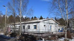 Byggandet av Esperis vårdhem i Ingå är i full gång.