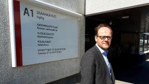 Veikko Laitila, styrelseordförande i Soite.