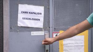 Nizam-I Alem Ocagi i Wien är en av de moskéer som stängs