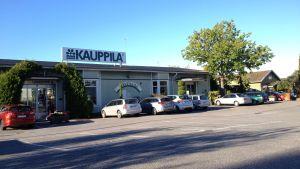 Kauppilas trädgårdsaffär i Åbo.