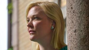Författaren Johanna Holmström